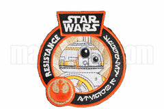 Funko Patches: Star Wars - BB-8-Funko Patches-Funko-Madpoppin