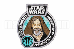 Funko Patches: Star Wars - Luke Skywalker-Funko Patches-Funko-Madpoppin