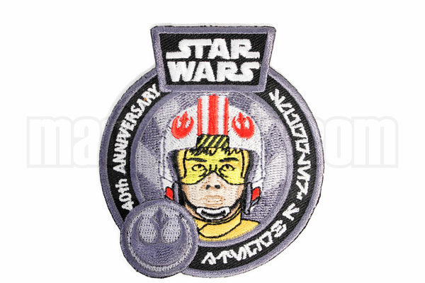 Funko Patches: Star Wars - X-Wing Pilot