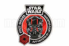 Funko Patches: Star Wars - First Order Tie Fighter Pilot-Funko Patches-Funko-Madpoppin