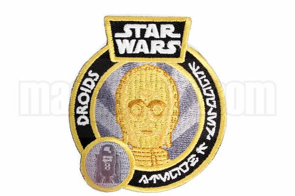 Funko Patches: Star Wars - C-3PO