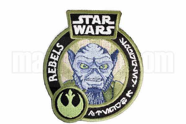 Funko Patches: Star Wars - Zeb