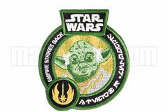 Funko Patches: Star Wars - Yoda-Funko Patches-Funko-Madpoppin