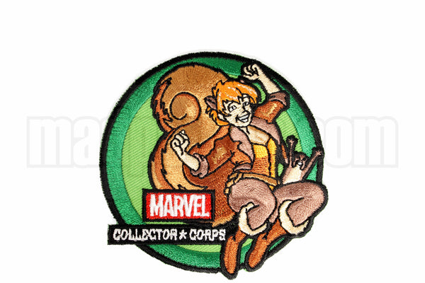 Funko Patches: Marvel - Squirrel Girl