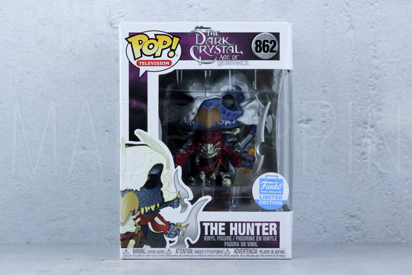 POP! Television: The Dark Crystal: Age of Resistance - The Hunter (Metallic)