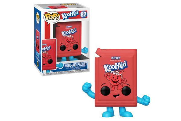 POP! Ad Icons: Kool-Aid - Kool-Aid Packet