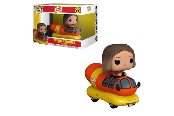 POP! Rides: Ad Icons - Oscar Mayer Wienermobile