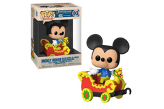 POP! Disney: Disney 65th Anniversary - Mickey Mouse on Casey Jr. Circus Train Attraction (Car 3)