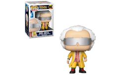 POP! Movies: Back to the Future - Doc Brown (2015)