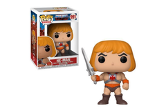POP! Television: Masters of the Universe - He-Man (w/Sword)