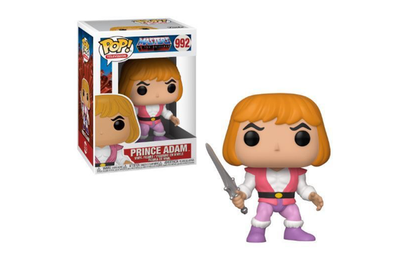 POP! Television: Masters of the Universe - Prince Adam