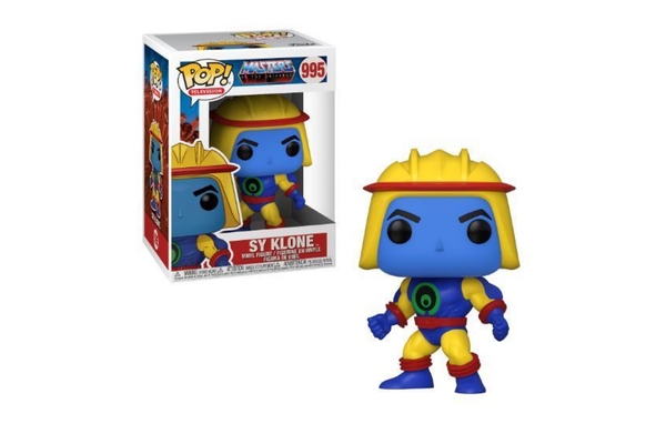 POP! Television: Masters of the Universe - Sy Klone