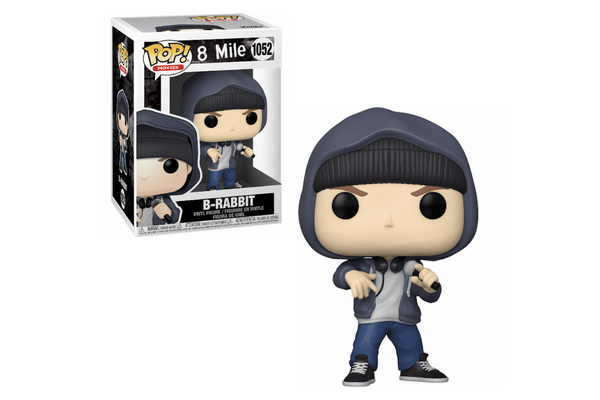POP! Movies: 8-Mile - B-Rabbit