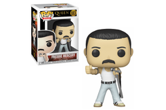 POP! Rocks: Queen - Freddie Mercury (Radio Gaga 1985)