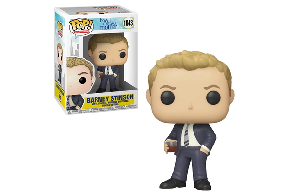 POP! Television: How I Met Your Mother - Barney Stinson