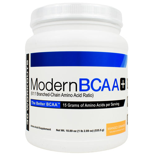 Modern Sports Nutrition Modern BCAA+ Mango Orange