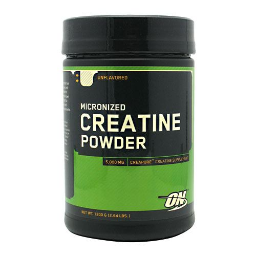 Optimum Nutrition Micronized Creatine Powder Unflavored