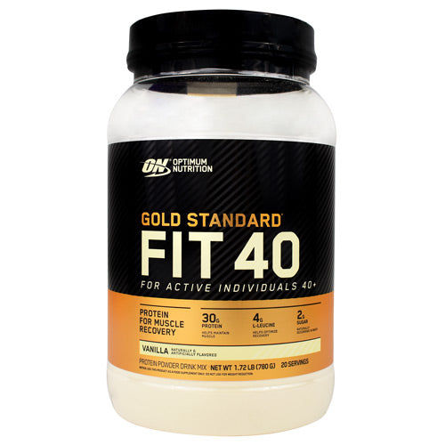 Optimum Nutrition Gold Standard Fit 40 Protein Vanilla