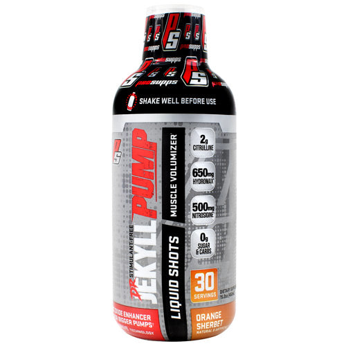 Pro Supps Stimulant Free Dr. Jekyll Pump Orange Sherbet