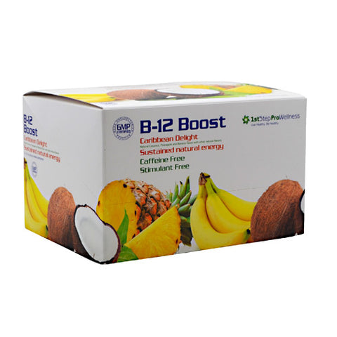 High Performance Fitness B-12 Boost Carribean Delight