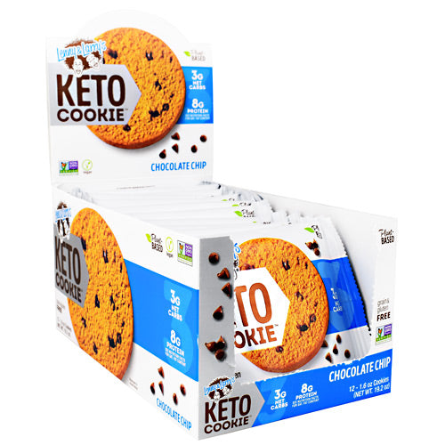 Lenny & Larry's Keto Cookie Chocolate Chip - Gluten Free