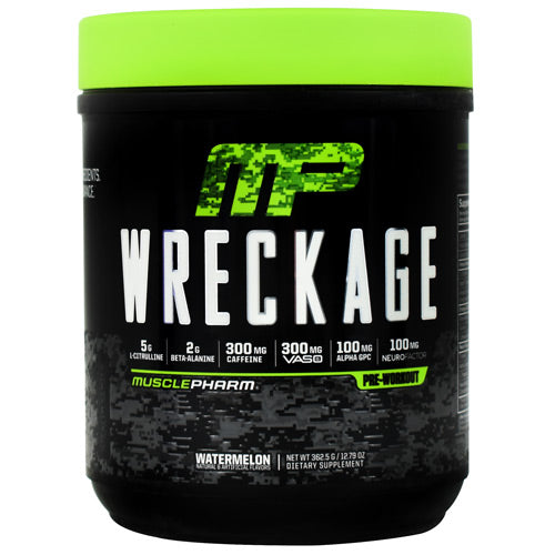 MusclePharm Wreckage Watermelon