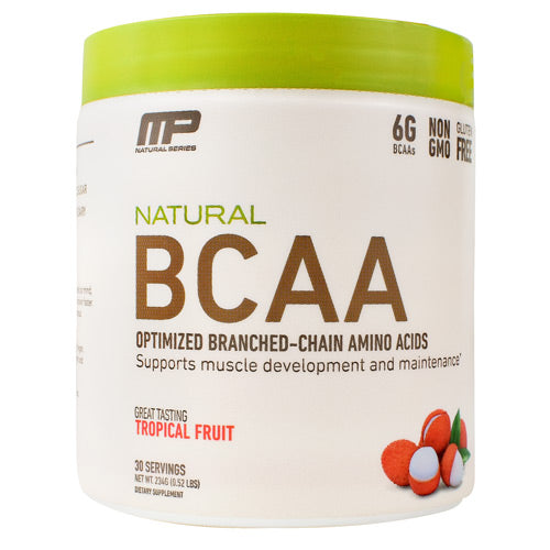 MusclePharm Natural Series Natural BCAA Tropical Fruit - Gluten Free