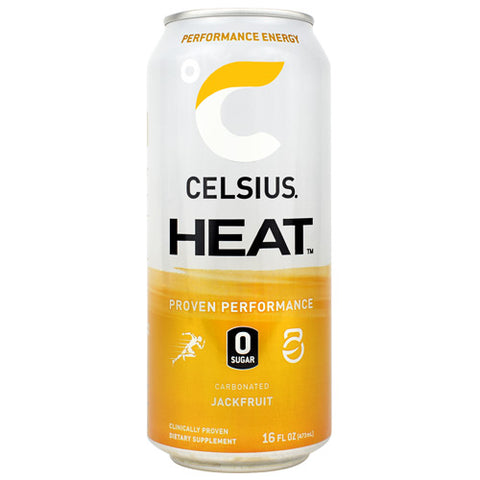 Celsius Celsius Heat Jackfruit