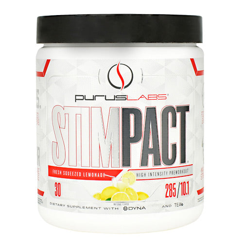 Purus Labs Stimpact Fresh Squeezed Lemonade