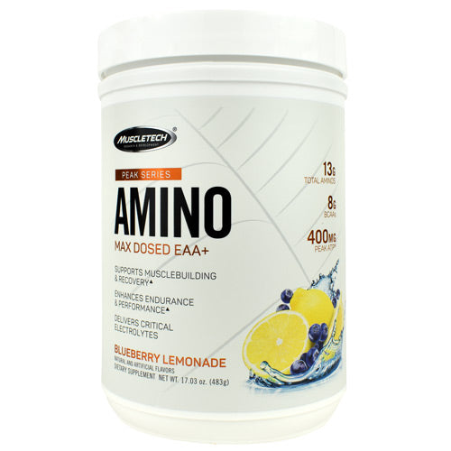 Muscletech Peak Series Amino Blueberry Lemonade
