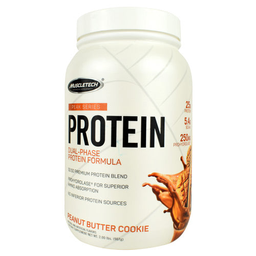 Muscletech Peak Series Protein Peanut Butter Cookie