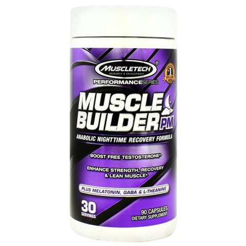 Muscletech Muscle Builder PM