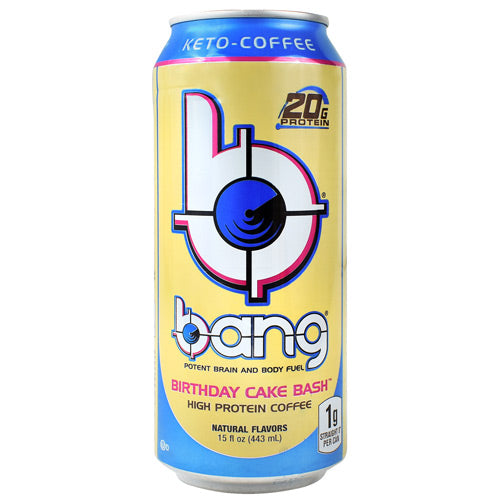 VPX Coffee Bang Birthday Cake Bash