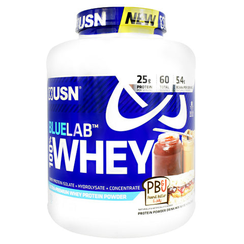 Usn Blue Lab 100% Whey Peanut Butter and Jelly