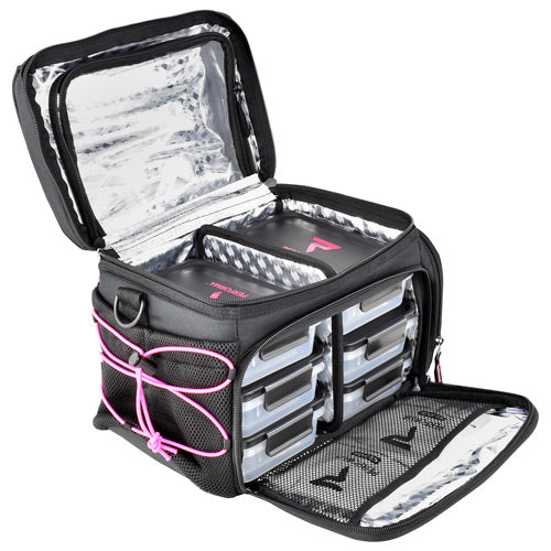 Perfectshaker All-In-One Meal Prep Bag Pink