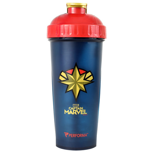 Perfectshaker Marvel Collection Shaker Cup Captain Marvel