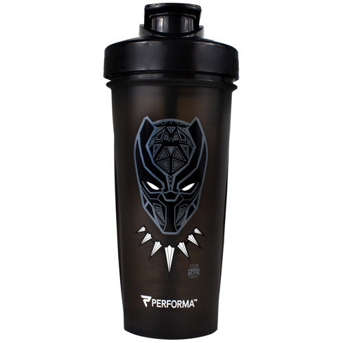 Perfectshaker Hero Elite Series Shaker Cup Black Panther