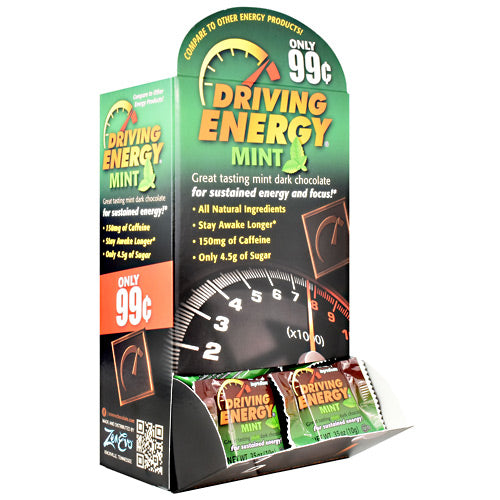 Zenevo Driving Energy Mint