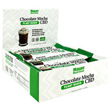 Mauer Sports Nutrition Plant Based CBD Bars Pecan Brownie - Gluten Free