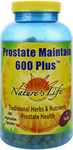 600 Prostate Maintain 250 VGC