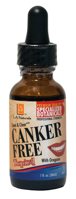 Clear & Clean Canker Free 1 OZ