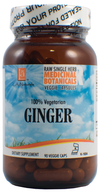 Ginger Raw Herb 90 VGC