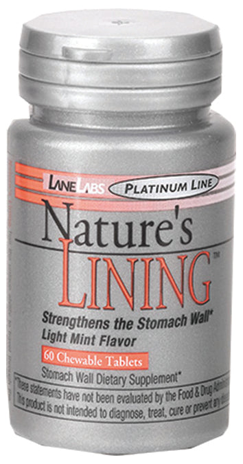 Nature's Lining Chewable 60 TAB