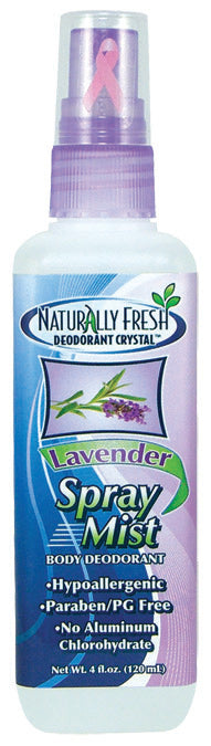 Lavender Spray Mist 4 OZ