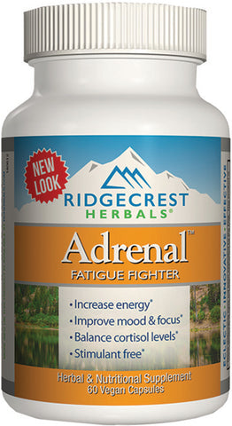 Adrenal Fatigue Fighter 60 CAP