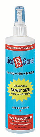 LiceBGone 8 Treatment Family Sz 16 OZ