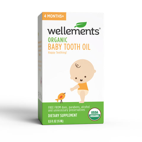 Teething Oil 1 OZ