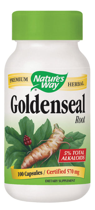 Goldenseal Root 100 CAP