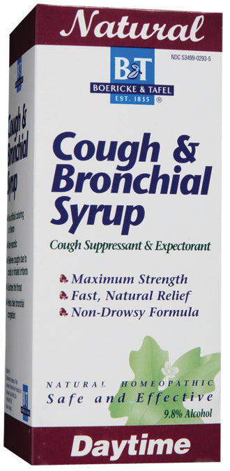 Cough & Bronchial Syrup 4 OZ