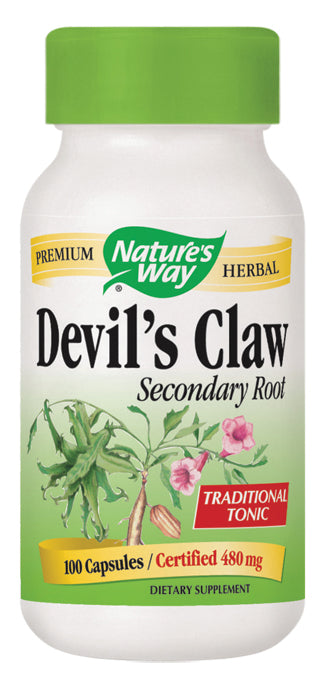 Devil's Claw Root 100 CAP
